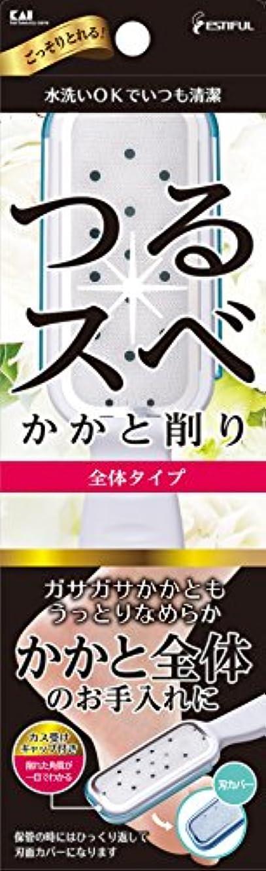 汚す食料品店恩恵かかと削り(全体用) HB0318