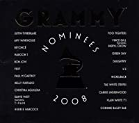 Grammy Nominees 2008 by Various (2008-08-03)