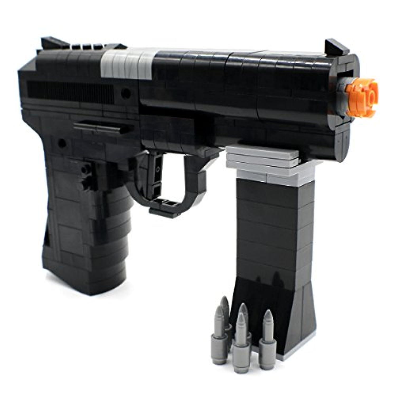 半自動サービスピストル - 軍用銃器ビルディングブロック