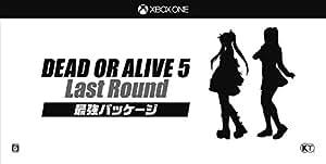【Amazon.co.jp & GAMECITY限定】DEAD OR ALIVE 5 Last Round 最強パッケージ 初回封入特典(ダウンロードシリアル)付 - XboxOne