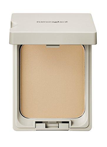 ナチュラグラッセ クリアパウダー ファンデーション NO1 (明るめの肌色) 11g SPF40 PA++++ パフ付き