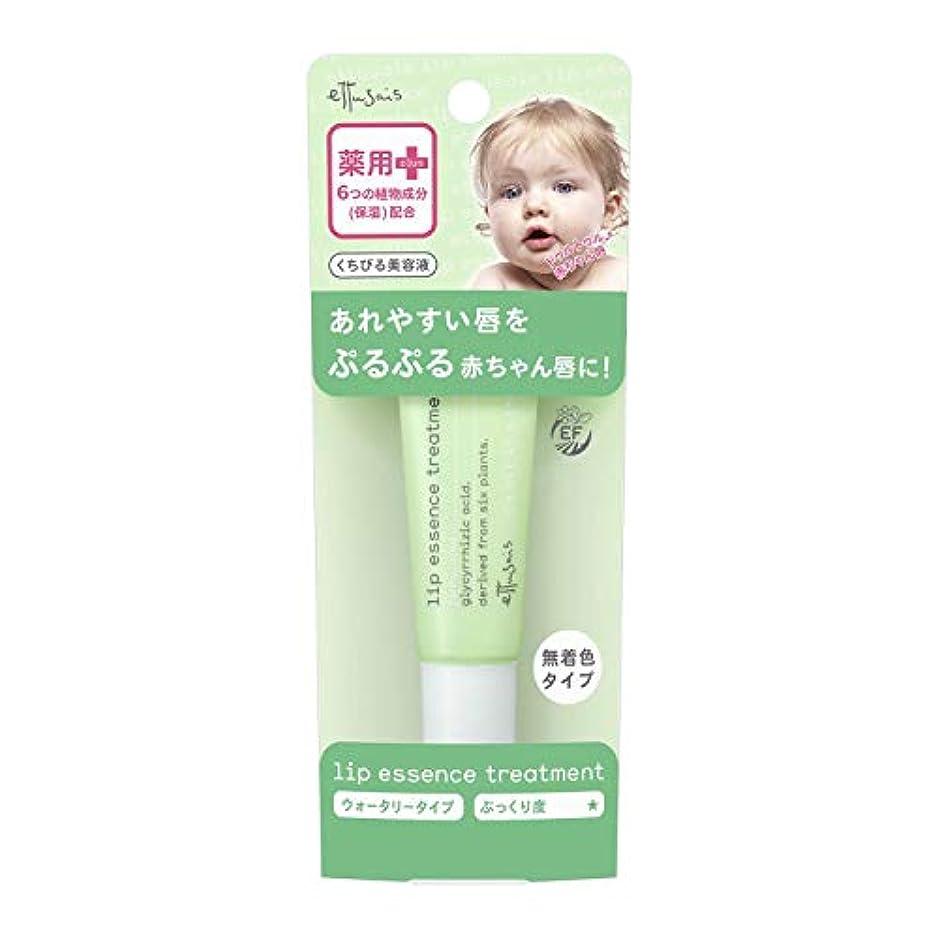 プール不調和栄光[医薬部外品] エテュセ 薬用リップエッセンスa 唇用美容液 10g