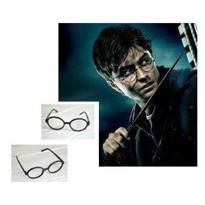 ハリーポッター グリフィンドール 衣装4点フルセット (ローブ、眼鏡、ネクタイ、魔法の杖) コスチューム 男女共用 Sサ...
