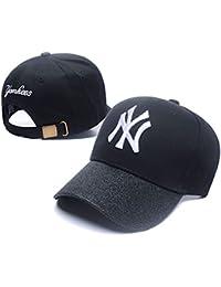 ニューヨーク ボールキャップ スナップバック キャップ 男性 帽子 コットン CAP 女性 ハット フリーサイズ