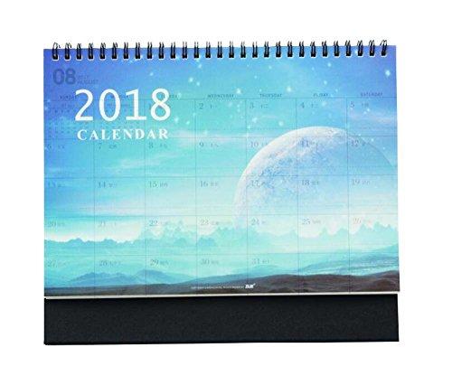 ユニークスカイデスク/卓上カレンダー2011年7月2017年...