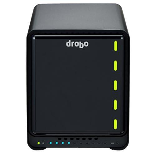 【日本正規代理店品】Drobo 5D 外付けHDDケース(3.5インチ×5bay) Beyond RAID USB 3.0&Thunderbolt PDR-5D