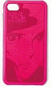 グルマンディーズ ルパン3世キャラクタージャケットiPhone4/4S専用・不二子(LU-02C) LU-02C