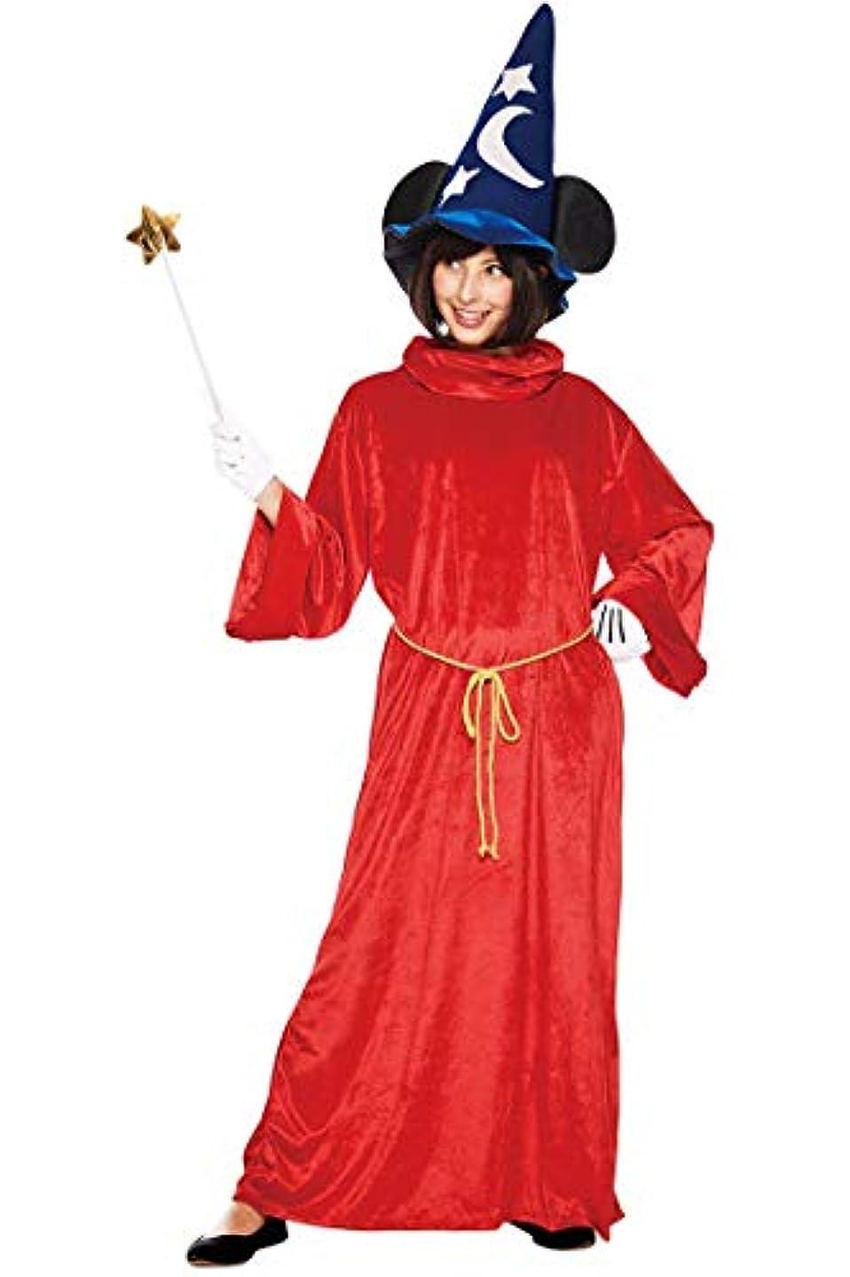 アスペクト受け皿フォーマットディズニー ミッキー ファンタジア コスチューム 男女共用 155cm-165cm