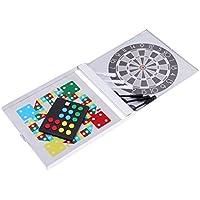 SM SunniMix フライトチェス 磁気チェスセット チェスピース チェス盤 ダーツボード ボードゲーム