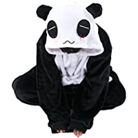 DarkCom Children Animal Onesie Pajamas Sleepwear Kids Novelty Cosplay Costumes Jumpsuit Panda