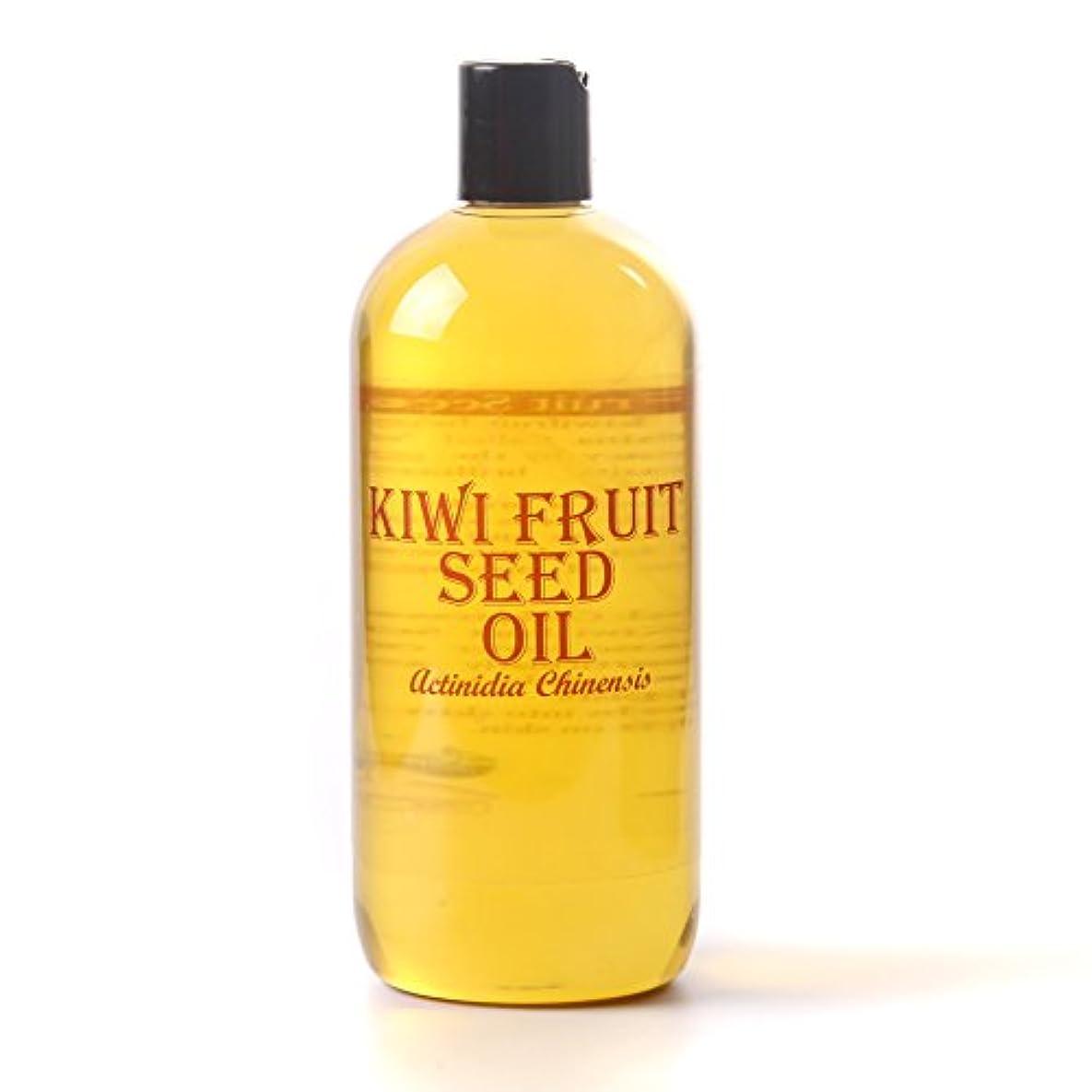 試験骨の折れる無意味Mystic Moments   Kiwi Fruit Seed Carrier Oil - 1 Litre - 100% Pure