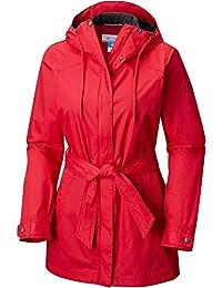 (コロンビア) Columbia レディース アウター レインコート Columbia Pardon My Trench Rain Jacket [並行輸入品]