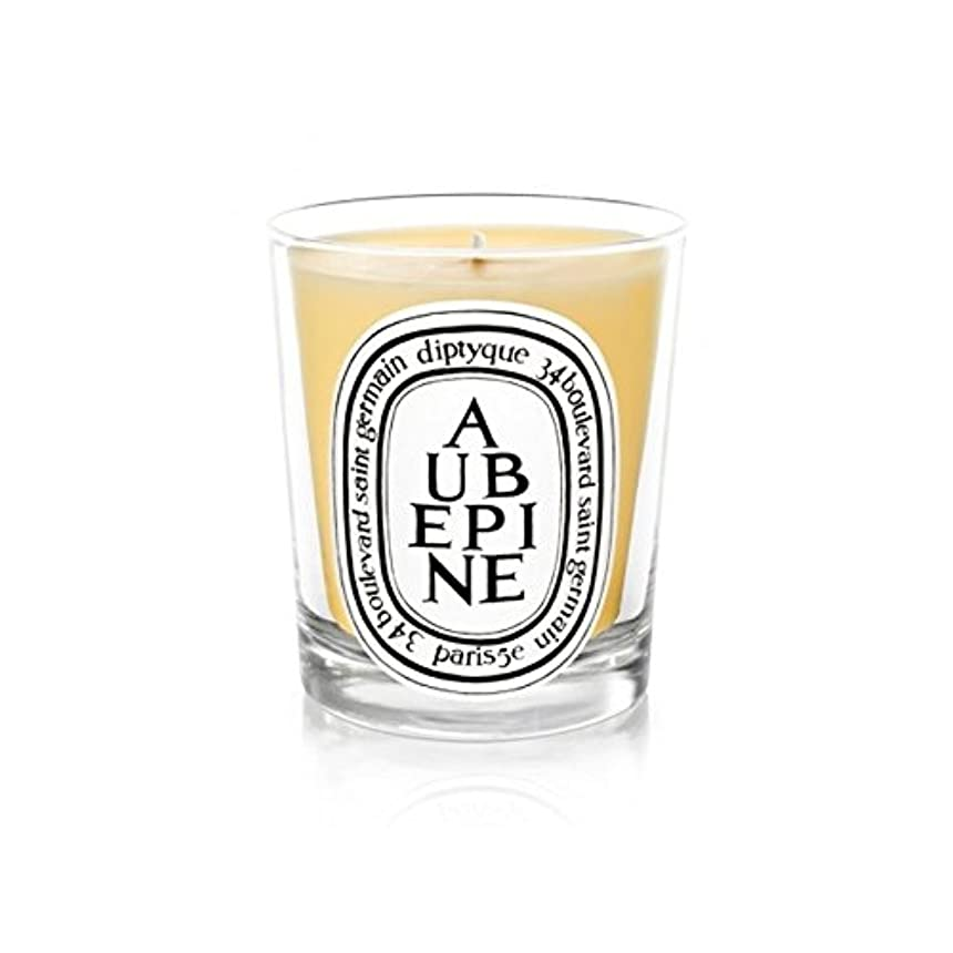 夕食を食べるおとうさんオープナーDiptyque Candle Aub?pine / Hawthorn 190g (Pack of 6) - DiptyqueキャンドルAub?pine/サンザシ190グラム (x6) [並行輸入品]