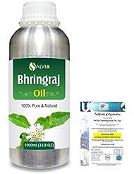 Bhringraj 100% Natural Pure Oil 1000ml/33.8fl.oz.