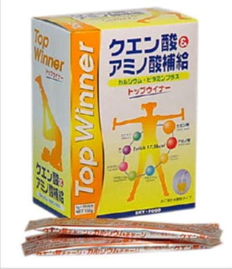 パノラマミケランジェロ胆嚢クエン酸&アミノ酸補給 トップウィナー(5g×30包)15個セット