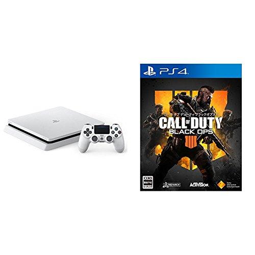 PlayStation 4 グレイシャー・ホワイト 1TB (CUH-2200BB02)+【PS4】...