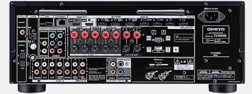 ONKYO AVレシーバー ハイレゾ対応 ブラック TX-NR656(B)
