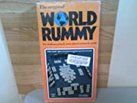 The Original World Rummy (The Challenging Family Game Played Around the World)