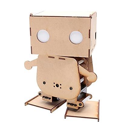 Arduinoで二足歩行デビューパック 二足歩行ロボット ピッコロボ [入門キット]
