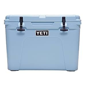Yeti(イエティ) Tundra (タンドラ) Cooler クーラー BOX バーベキュー キャンプに最適 日本未発売 Ice Blue 35QT (33.1L) [並行輸入品]