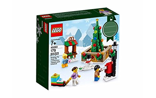 LEGO 40263 Christmas Town Square クリスマスタウンスクエア