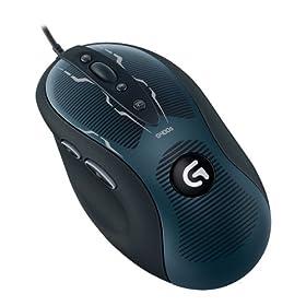 LOGICOOL オプティカルゲーミングマウス G400s