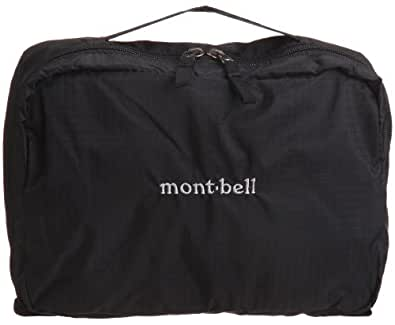 [モンベル] mont-bell トラベルキットパック L 1123672 BK (BK)