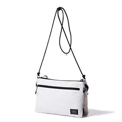 (ヘッド・ポーター) HEAD PORTER | LUMIERE | 3WAY SHOULDER BAG (IVORY)