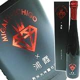 MIGAKI-ICHIGO (ミガキイチゴ) × 浦霞 純米大吟醸仕込み 375ml