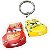 (ディズニー) Disney カーズ3 オフィシャル商品 子供用 マックィーン&ラミレス キーホルダー