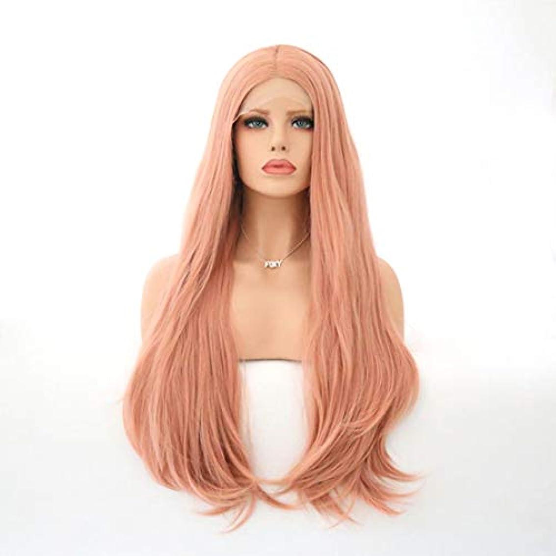 メタン大パースSummerys 女性のための自然な長い巻き毛のかつらの代わりとなるかつら合成繊維の毛髪のかつら