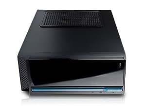 FAST 縦置きスリムシャーシを採用したH61チップセット搭載 Mini ITX 小型ベアボーン FH61P/B