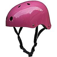 cnhive 軽量 シンプルスポーツ ヘルメット 子供や大人まで選べる サイズ カラー 自転車 スケートボード キックボード ローラースケート ウォータースポ