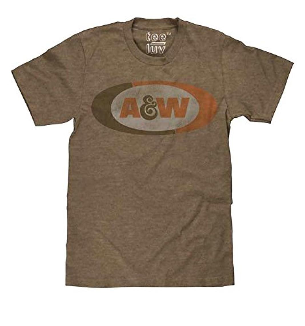 チラチラする現像ヨーグルトA&W エンダー Tシャツ 正規品 ルート ビア エイ アンド ダブリュ Root Beer