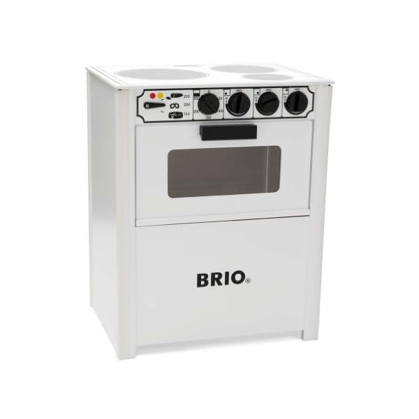 BRIO レンジ (白) 31357の商品画像