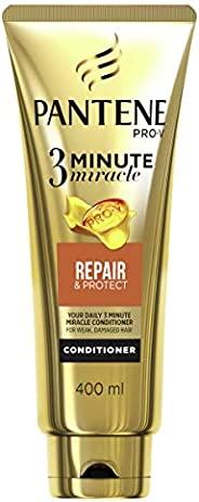 Pantene Repair and Protect Conditioner 3 Minute Miracle 400ml