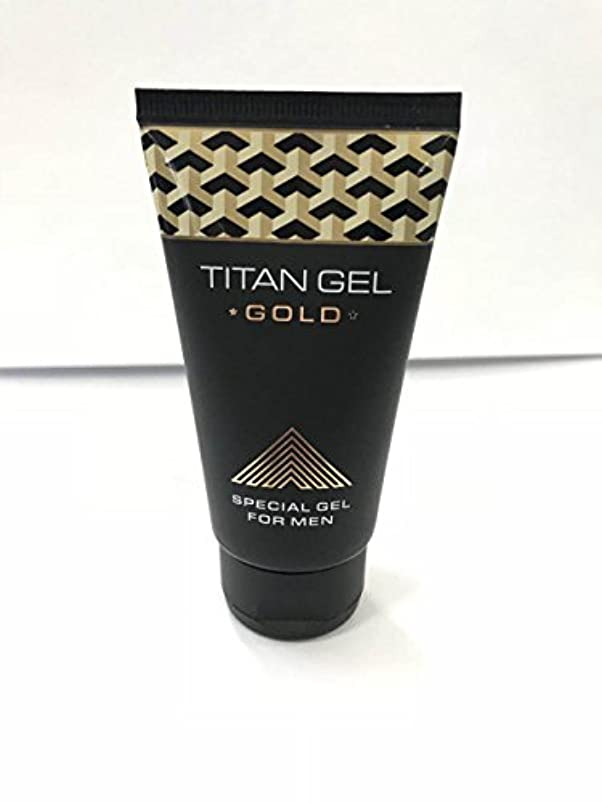 医薬個人自由タイタンジェル ゴールド Titan gel Gold 50ml 4箱セット 日本語説明付き [並行輸入品]