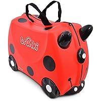 Trunki Harley Ladybird Ride-On Suitcase