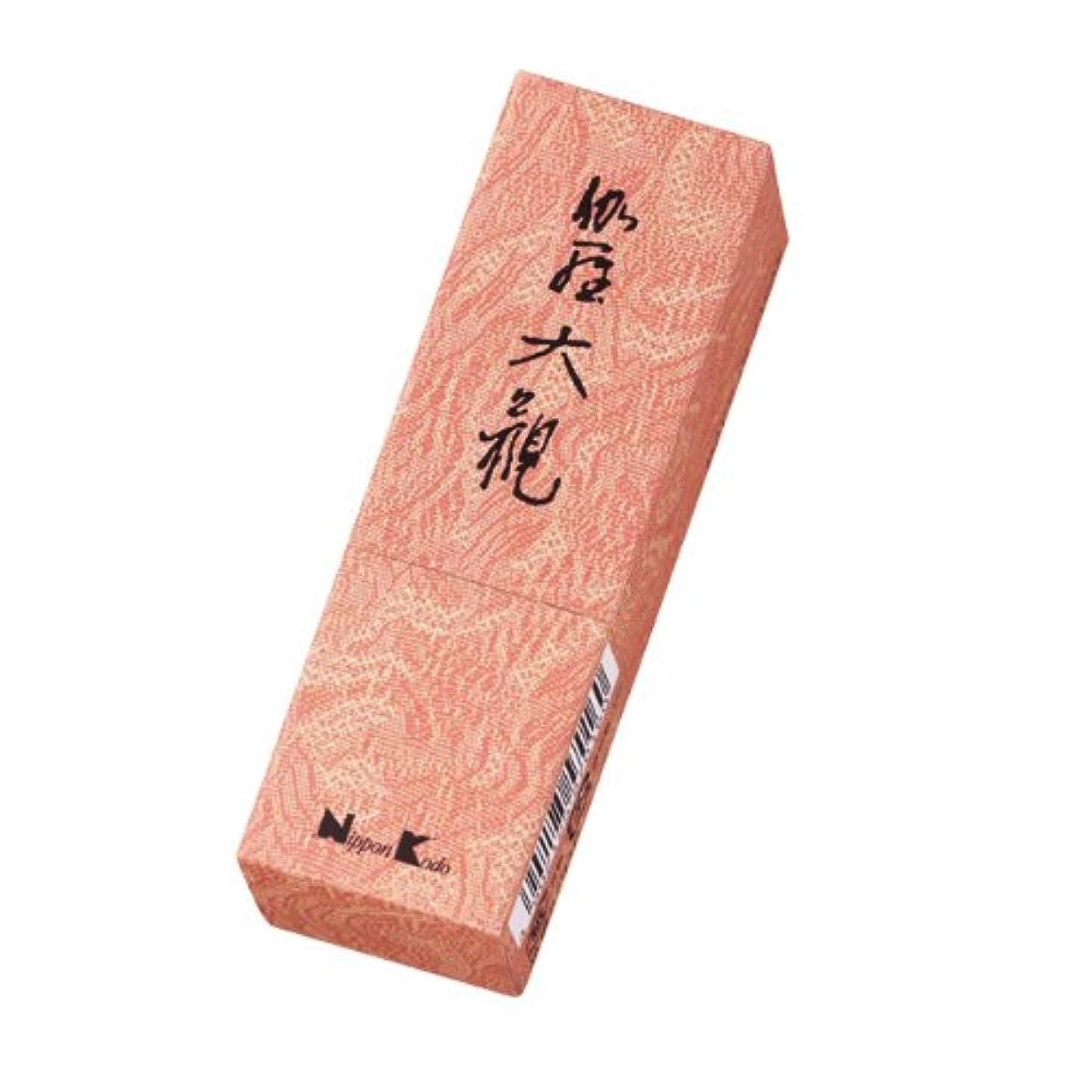 処方する些細なインサートNippon Kodo – Kyara Taikan – プレミアムAloeswood Incense 24 sticks