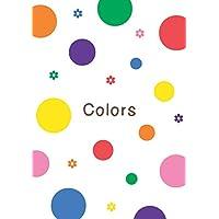 英語で他教科も学ぶ絵本シリーズ~色 Colors~