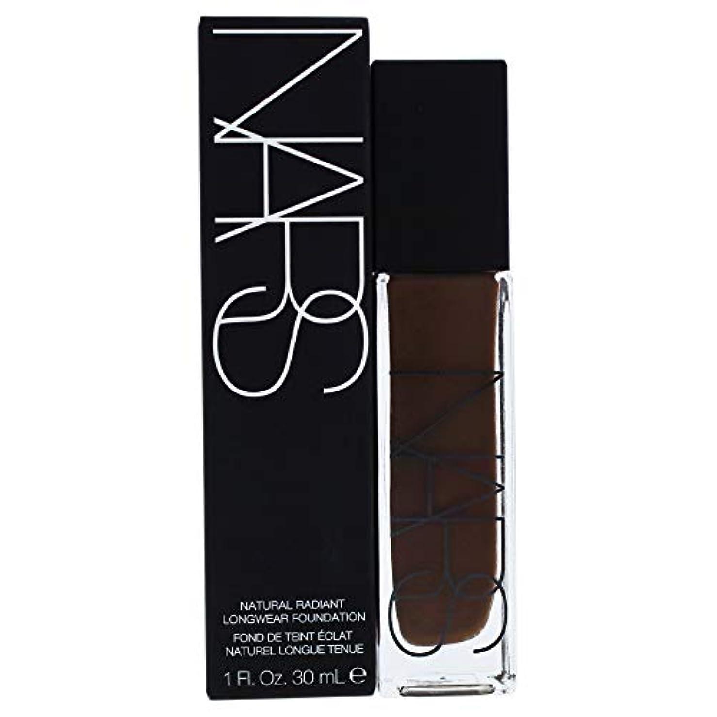 タワー甘美な変位Natural Radiant Longwear Foundation - 06 Mali - Dark
