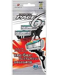 ドルコ PACE6ディスポ3P × 3個セット