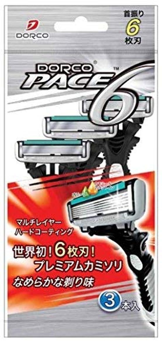 シンプトン平らな韓国語ドルコ PACE6ディスポ3P × 3個セット