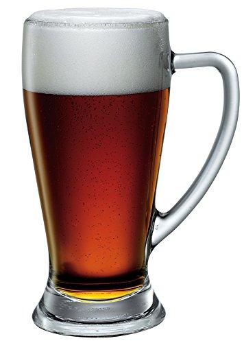 バビエラ ビールジョッキ ジョッキ 容量668ml 約φ9×19.7cm