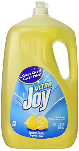 ウルトラジョイ UltraJoy レモン 食器用洗剤 2.66L×12本