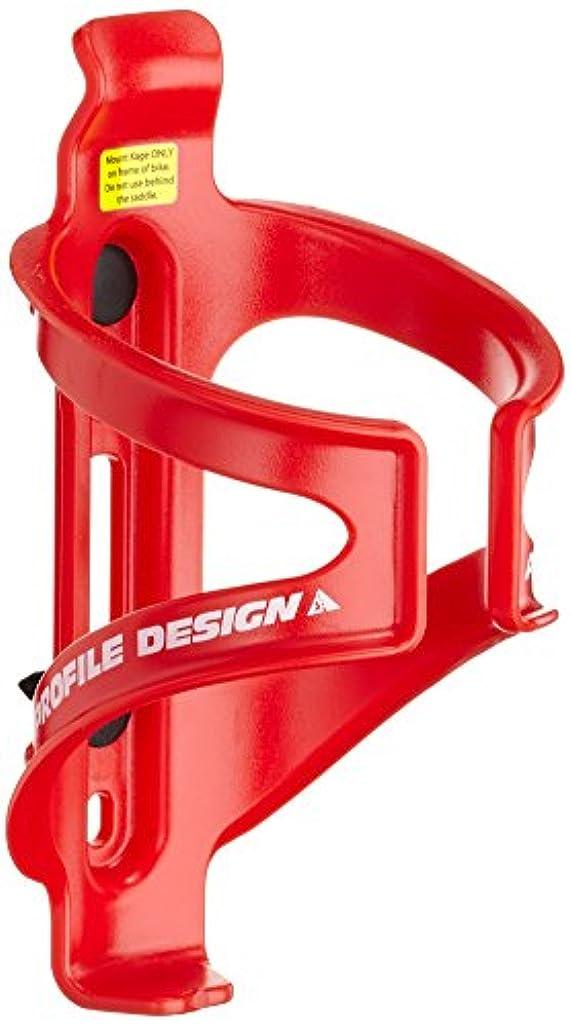 わかるほぼ受け皿PROFILE DESIGN(プロファイルデザイン) AXIS ボトルケージ 291410002 レッド