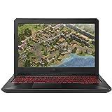 """ASUS TUF 15.6"""" Gaming Laptop, Black Matter, FX504GD-DM312T"""