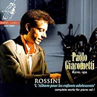 Rossini: Complete Works for Piano, Vol. 1 (1998-09-08)