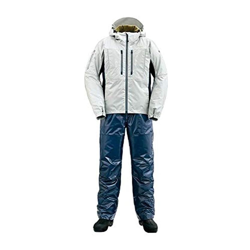 前者適度にカトリック教徒シマノ(SHIMANO) 防寒着 SS?3Dマリンコールドウェザースーツ RB-033R ライトグレー L