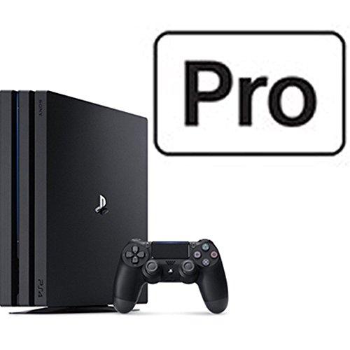 PlayStation 4 Pro ジェット・ブラック 1TB (CUH-7100BB01)